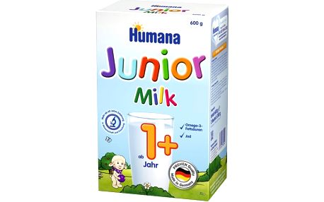 HUMANA Junior mléko (600 g)