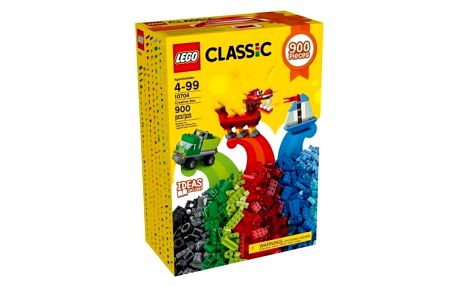 Lego Classic 10704 Kreativní box 900 ks