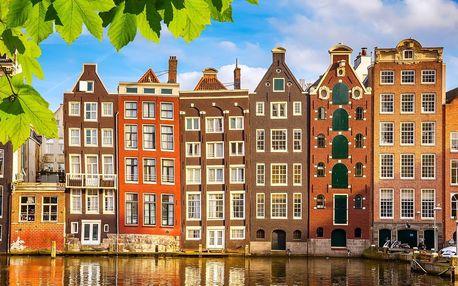 Amsterdam, degustace sýrů a přístav Volendam