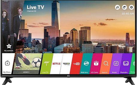 LG 43LJ594V - 108cm + Gamepad LG AN-GR700 v ceně 700 kč + Flashdisk A-data 16GB v ceně 200 kč