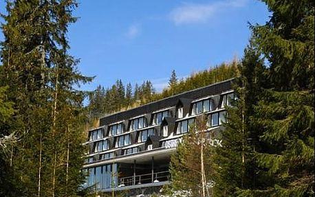 Svěží pobyt v Jasné ve 3* hotelu s polopenzí a wellness s výhledem na Chopok