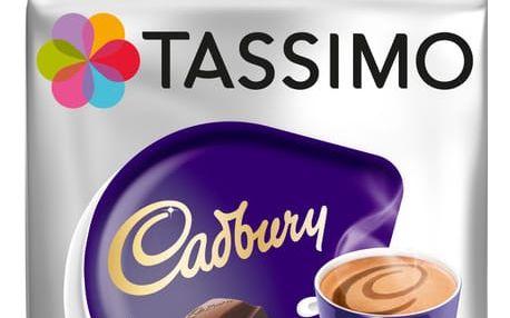 Tassimo Cadbury horká čokoláda 8ks
