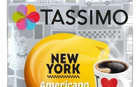 Tassimo New York Americano 16 kapslí