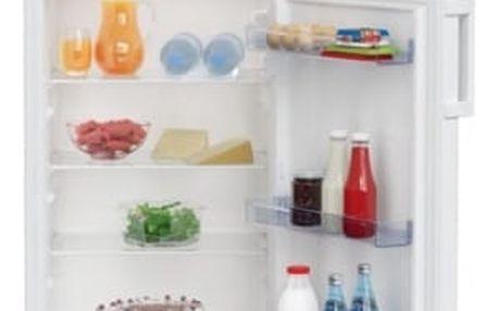 Chladnička Beko DSA 240 K21W bílá