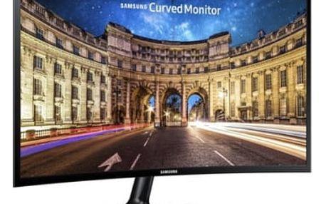 Monitor Samsung C24F390FHUX/EN (LC24F390FHUX/EN) černý