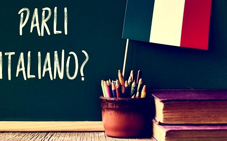 Semestrální kurz italštiny pro všechny úrovně