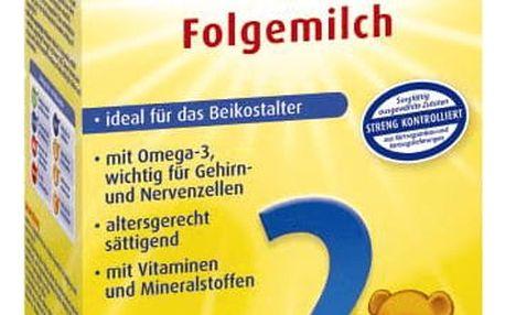 BEBIVITA 2 (500g) - pokračovací mléčná kojenecká výživa