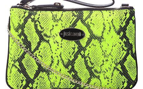 Dámská mini kabelka Just Cavalli, zelená