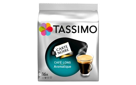 Tassimo Carte Noire Café Long Aromatique 16ks