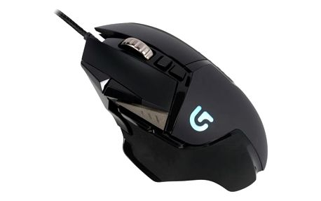 Logitech Gaming mouse G502 Proteus Spectrum RGB Tunable Gaming Mouse
