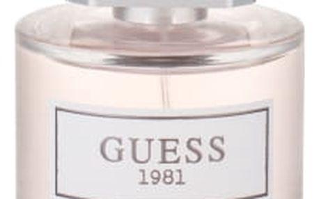 GUESS Guess 1981 50 ml toaletní voda pro ženy
