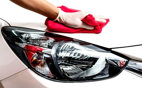 Profesionální péče o váš vůz – zazáří jako nový