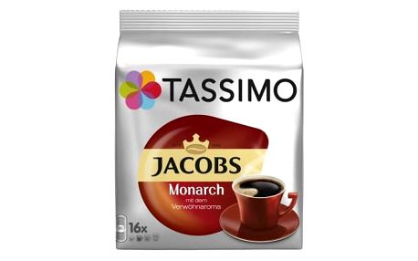 Tassimo Jacobs Monarch 16 ks