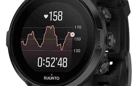 Suunto Spartan Sport Wrist HR, černá - SS022662000