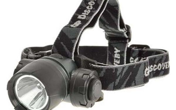 Svítilna GP LED svítilna GP LOE205 + 3xAAA baterie GP Ultra