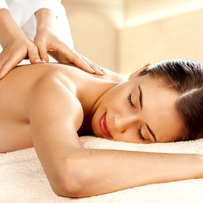 Hodinová ruční lymfatická masáž celého těla