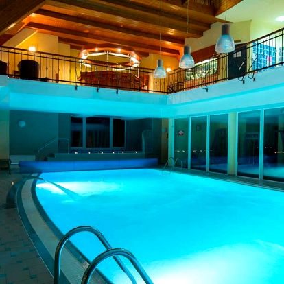 All Inclusive, beauty nebo wellness v hotelu Eland***