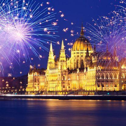 Silvestrovský výlet do romantické Budapešti