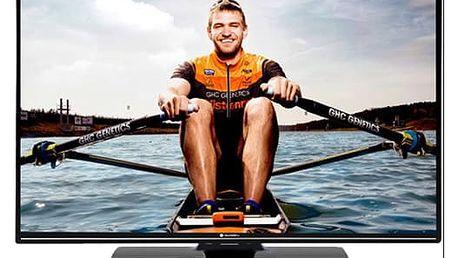 GoGEN TVF 48N525TB - 122cm - GOGTVF48N525T + Flashdisk A-data 16GB v ceně 200 kč