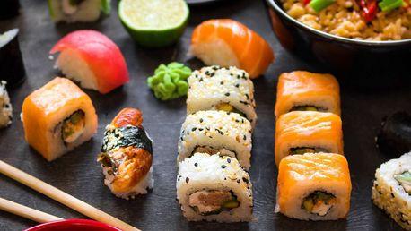 Running Sushi - All You Can Eat včetně grilování