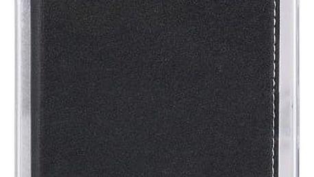 DooGee Y6/Y6C Flip Case + Screen Protector Glass, černá - ACCDG035