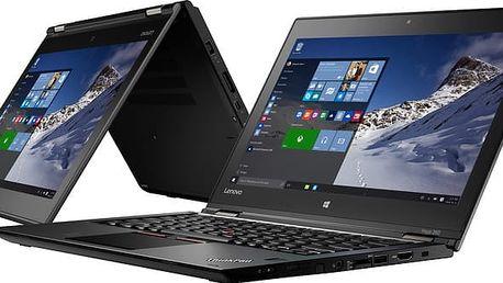 Lenovo ThinkPad Yoga 260, černá - 20FD0021MC