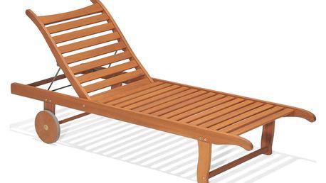 Marimex Zahradní lehátko - dřevo - 11640221