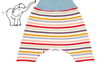 AVANI Drops kalhoty (vel. 50) - béžová s proužky