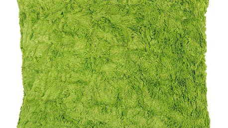 VOG Polštářek Sally zelená, 50 x 50 cm
