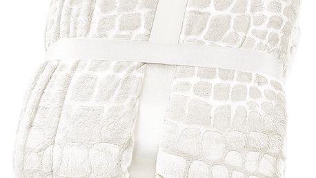 4Home Deka Imperial krémová, 150 x 200 cm