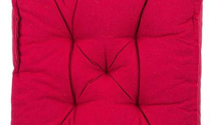 BO-MA Sedák Anne červená, 39 x 39 cm,
