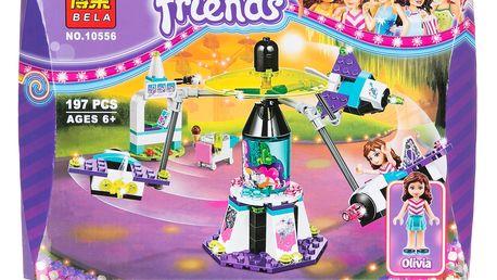 BELA Friends Raketová jízda - 197 ks
