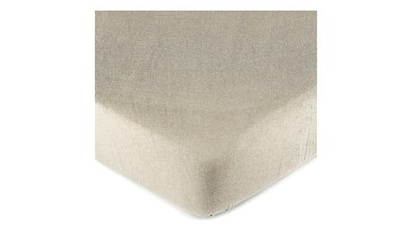 4Home jersey prostěradlo šedá, 180 x 200 cm