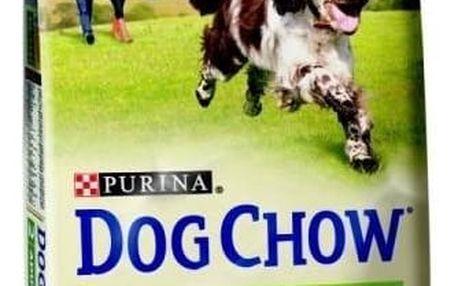 Granule Purina Dog Chow Adult kuře 11 + 3 kg