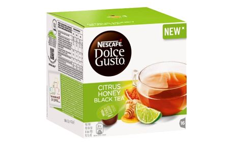 Dolce gusto Citrus Honey Black Tea 16 kapslí