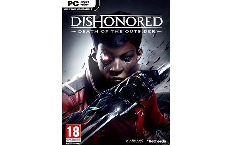 Dishonored: Death of the Outsider (PC) - PC + Samolepky Dishonored: Death of the Outsider