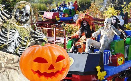 Státní svátek či Halloween v německém Legolandu