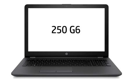Notebook HP 250 G6 (1WY15EA) černý