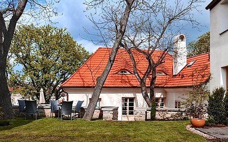 Relax v Benešově s privátním wellness i jídlem