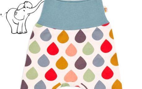 AVANI Drops kalhoty (vel. 98) - béžová