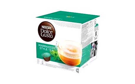 Dolce Gusto kapsle Marrakesh Tea 16ks