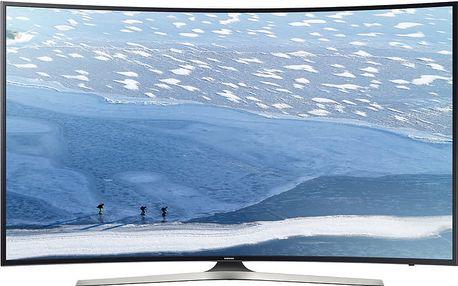 Samsung UE65KU6172 - 163cm + Flashdisk A-data 16GB v ceně 200 kč