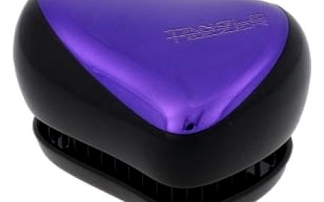 Tangle Teezer Compact Styler Hairbrush Kartáč na vlasy pro ženy Kompaktní kartáč na vlasy - Odstín Purple Dazzle