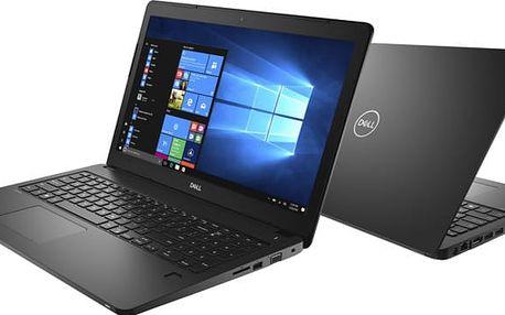 Dell Latitude 15 (3580), černá - 3580-8627