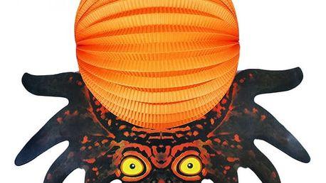 3D lampion Pavouk