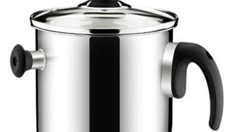 TESCOMA mlékovar dvouplášťový PRESTO s poklicí ø 16 cm, 2.0 l