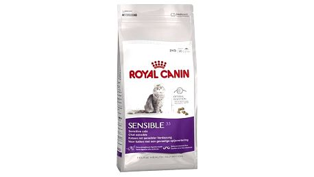 Granule Royal Canin Sensible 4 kg