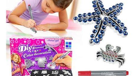 Kreativní sada Dej barvy svým šperkům!