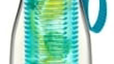 TESCOMA láhev na nápoje s vyluhováním PURITY 0.7 l, modrá