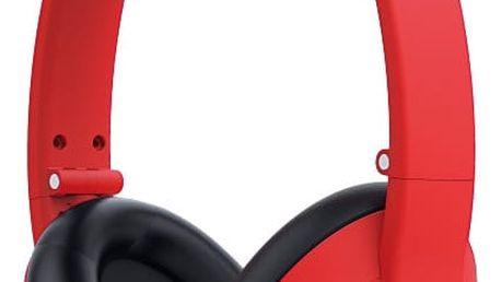 Genius HS-930BT, červená - 31710196102